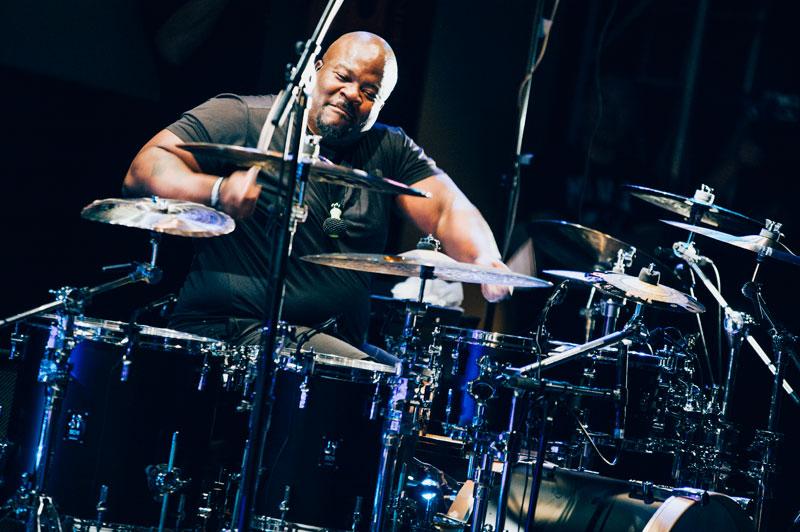 Chris Coleman Drummer Plays On Sessionband App Chris